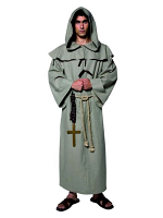 Tales of Old England Friar Tuck Costume