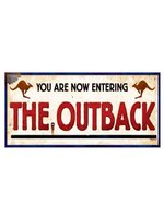 Australian Outback Sign