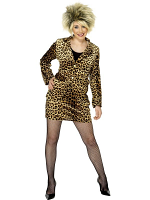80's Ladies Superstar Costume (12345)