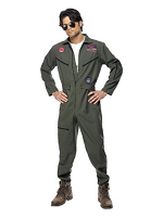 Top Gun Costume 12345