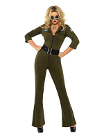 Top Gun Lady Costume