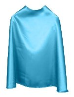 Turquoise Super Hero Cape