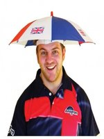 Great Britain Umbrella Hat