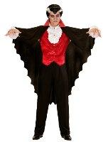 Vampire Cape Costume 1234