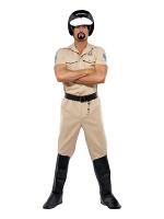 Village People Motorcycle Cop Costume (12345)