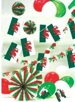Wales Decorating Kit